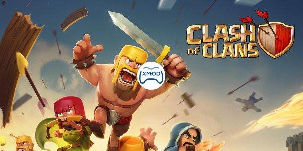 xmodgames в clash of clans